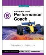 Common Core Performance Coach Mathematics Grade 6, Student Edition 2015 ... - $16.66