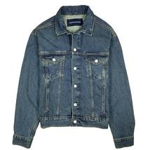 Calvin Klein Jeans Men's Denim Trucker Jacket - $64.95