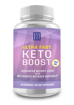 Ultra Fast Pure Keto Boost Weight Loss Diet Pills Ketogenic Supplement BHB image 4