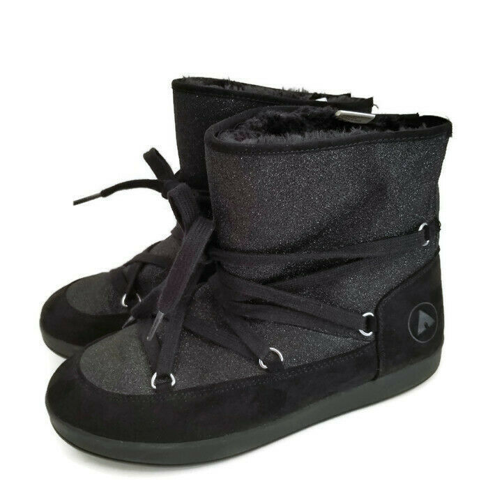 e1f2455d06882 Airwalk Pixie Ankle Boots GIrls 6 Black and 50 similar items. S l1600