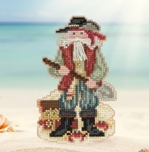 Barbados 2017 Winter Caribbean Santas cross sti... - $7.20