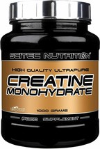 100% Creatine - Pure Creatine Monohydrate 1.1 lbs Scitec nutrition Ultra Strong - $99.99