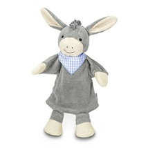 Sterntaler Hand Puppet Donkey, 35 x 22 x 10 cm, Grey