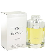 Bentley by Bentley Eau De Toilette Spray 3.4 oz for Men - $40.95