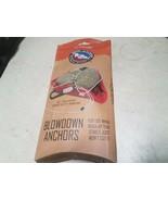 Big Agnes Blowdown Tent Anchors Set of 4  - $37.95