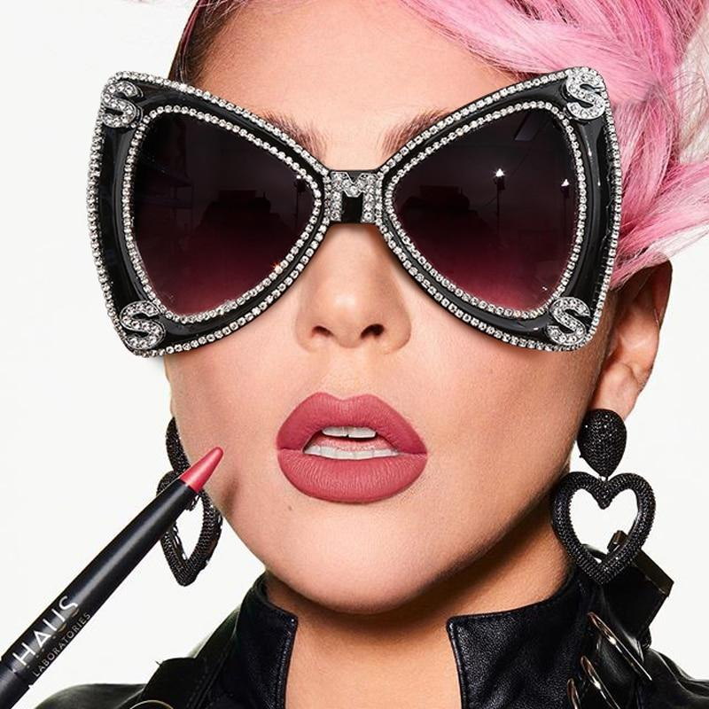 Rfly oversized sunglasses men vintage crystal glasses uv400 4c72fdf9 9937 4d83 9aa5 7080dceb643c