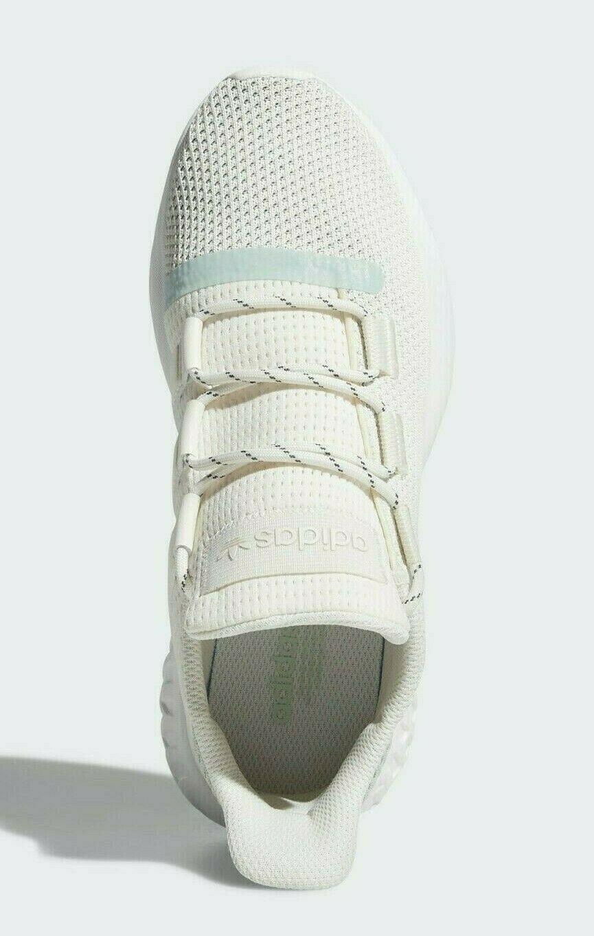 Adidas Originals Tubular Dusk Running Women's Chalk White (B37765)Size:US 8.5 image 4