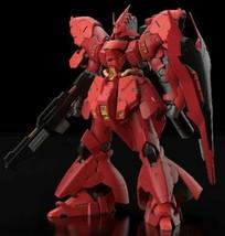 Gundam Sazabi Char's Counterattack Model Kit 1/144 RG #29 MSN-04 Bandai ... - $50.00