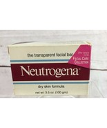 New Vintage 1989 Neutrogena Bar Soap  dry skin formula. - $8.91