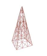 Threshold Metal Tree Sculpture Wire Tower Home Decor - Medium Copper - $16.82