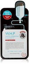 [Mediheal] W.H.P White Hydrating Black Mask (25 Milliliter), Pack of 10