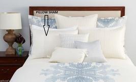 Hudson Park Mirabelle Ivory Standard Pillow Sham - $29.16