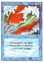 Magic: The Gathering 3rd Edition - Blue Elemental Blast - $0.25