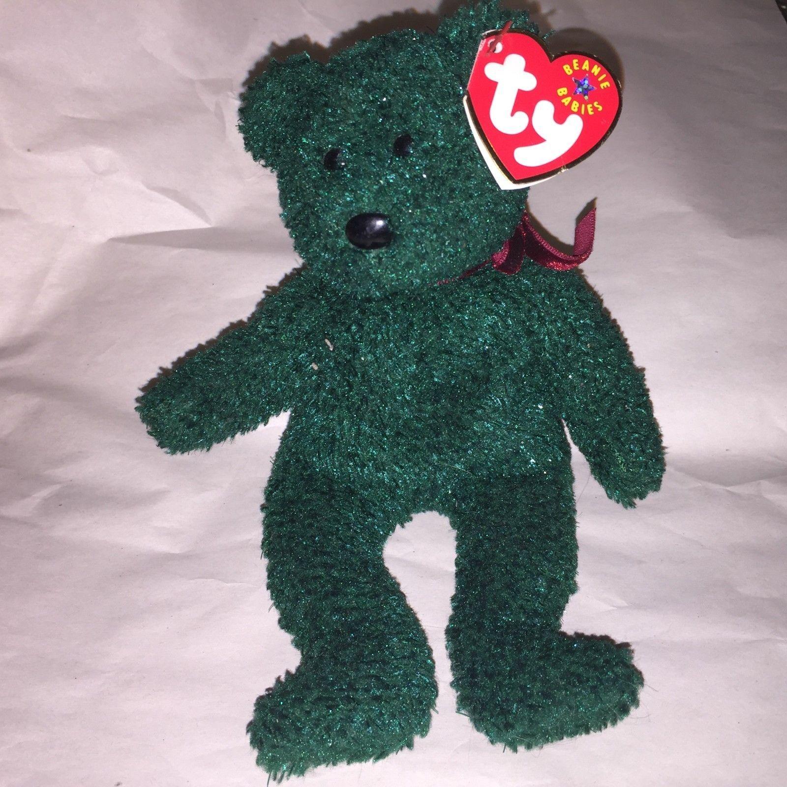 Beautiful Ty Beanie Baby 2001 Holiday Teddy and 27 similar items. S l1600 26e9ecb86ed6