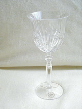 New Gorham Crystal Cherrywood Wine Hock 8 1/4 Inches Tall - $84.99