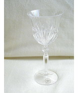 NEW Gorham Crystal CHERRYWOOD Wine Hock  8 1/4 Inches Tall - $82.99