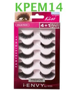 I ENVY BY KISS EYELASHES JUICY MULTI PACK 14- KPEM14 VALUE PACK LASHES - $8.99