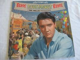 Elvis Presley Roustabout RCA LPM-2999 Mono Vinyl Record LP image 1