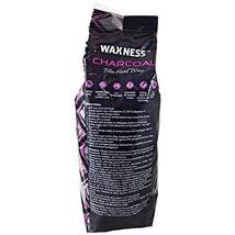 Waxness Wax Necessities Polymer Blend Luxury Hard Wax Charcoal 2.2 Pound image 4