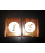 MJ Hummel Mini Plate/Plaque Soloist 3rd Edition Serenade 2nd Edition - $9.79