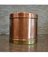 Labrazel Penny Copper Boutique Tissue Box - Copper and Brass - $240.00