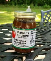 Fresh Apple Butter from Barber's Orchard Fruitstand - $11.29