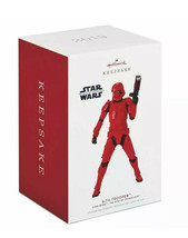 Hallmark Keepsake Star Wars Sith Trooper Figurine Ornament - $9.99