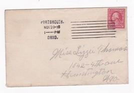 Portsmouth Ohio November 20 1915 - $2.98
