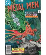 Metal Men Comic Book #55, DC Comics 1978 VERY FINE/NEAR MINT - $12.59
