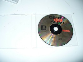 Dead or Alive (Sony PlayStation 1, 1998) PS1 Disc Only TESTED USED  - $19.80