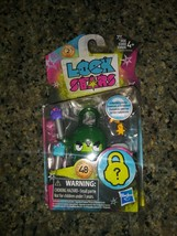 Lock Stars Series 2 Green With Surprise Mini Lock New In Package - $4.94