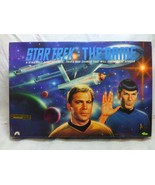 Star Trek The Game 1992 Collectors Edition Classic Trivia 33,448 of 200,... - $35.00