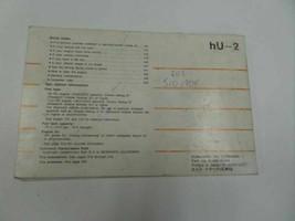 SOLARA    1999 Owners Manual 160790 - $24.75