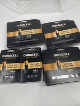 (66) AA Duracell Optimum Extra Life or Power Batteries Sealed 18pk 6pk Alkaline - $49.99