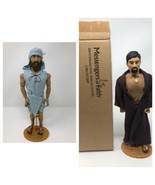 Talking Simon Peter and Apostle Paul Messengers of Faith Bible Figure Dolls - $40.00