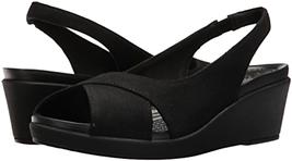 5cf9c36d9fc70 Crocs Women  39 s Leigh Ann Slingback Wedge Sandal - Choose SZ Color