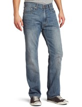 NEW LEVI'S STRAUSS 505 MEN'S PREMIUM COTTON STRAIGHT REGULAR FIT JEANS 505-0236