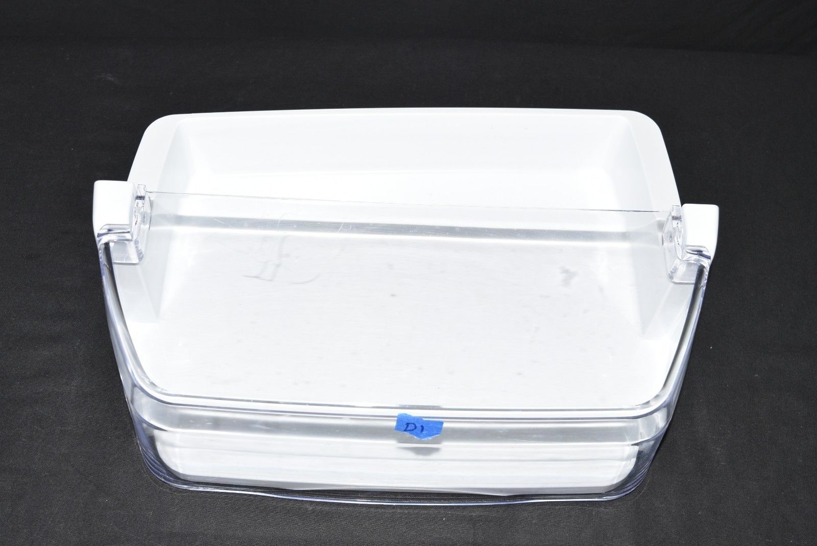 Primary image for Refrigerator Door Bin Shelf with Dairy bin cover part # AAP73351301