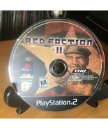 Red Faction II Sony PlayStation 2 Ps2 - $6.06