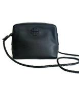 Tory Burch Taylor Crossbody ~ Black Leather Camera Bag ~ New/NWT - $199.95