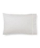 Ralph Lauren Charlotte Standard Pillowcase Cream Navy - $46.72