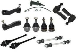 13 Pcs Front Suspension & Steering Kit for CHEVROLET SILVERADO 3500 (2001-2007) - $123.80