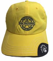 PGA National The Bear Trap Palm Beach Hat Adult Adjustable Strap OSFA - $23.71