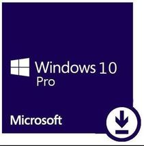 Windows 10 Professional Pro  32/64 Bit Product/Activation key - $9.99