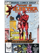 What If? Comic Book #35 Elektra Had Lived? Marvel 1982 VERY FINE NEW UNREAD - $7.84