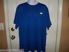 Champion Advanced High Performance DuoDry Max Blue Shirt Size XXL Men's NEW - $17.82