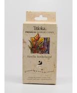 Vanilla Sandalwood - Triloka Premium Cone Incense - £7.00 GBP