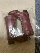 Momoko Doll  16An Default  s Boots Wine Red Petworks  F/S From JP - $188.12