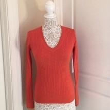 Tommy Hilfiger Red Sweater XS - $16.00