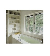 "12"" x 100 ft. Mirror Privacy Window Film - $83.90"